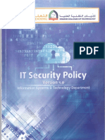 IT-Security-Policy-Handbook