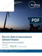 Climate Finance Report