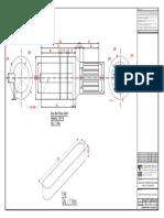 Atnmcp - Rmc - 7106 - Xxxx - Gear Box Shaft With Key
