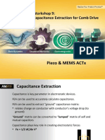 ACT_Piezo & MEMS Extension_WS9 - Capacitance Extraction