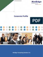 NetEdge Corporate Profile