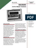 Woodward_505-505E Digital Control for Steam Turbines.pdf