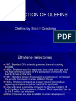 PPTs on Production of Oefins