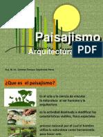 paisajismo arquitectura y color