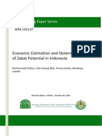 7. (Firdaus 2012) Economic Estimation and Determinations of Zakat Potential in Indonesia.pdf