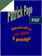 - Sbalordire Con I Giochi Di Prestigio.pdf