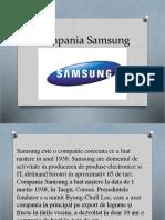 Compania Samsung