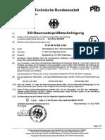 Certyfikat ATEX - En