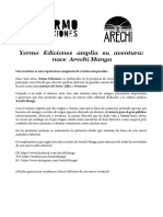 Presentacion Arechi