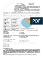 1 ano - 1 bimestre - prova de inglês prova 2.doc