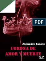Alejandro Casona - Corona de amor y muerte.epub