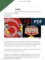 Porno 'guay' para niños _ Mamás y Papás _ EL PAÍS