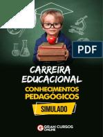 Simulado Carreira Educacional - Sem Gabarito