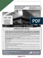 Simulado DPDF - Defensor - Prova+Gabarito-2.pdf