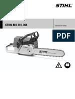 STIHL MS 341_ 361