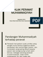 AKHLAK PERAWAT MUHAMMADIYAH-1