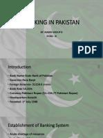 pakistan banking scenio