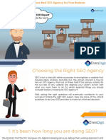How to Choose Best SEO Agency for Your Business