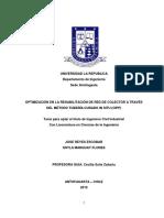 Tesis Optimizacion en la Rehabilitacion de Red de Colector CIPP(tercera revision)
