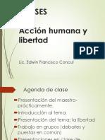 La Acción Humana, la Libertad.pdf
