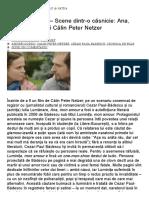 Andrei GORZO – Scene dintr-o căsnicie_ Ana, mon amour al lui Călin Peter Netzer _