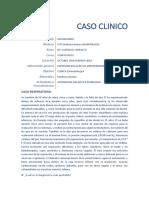 caso clinico español