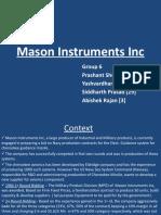 Mason Inc