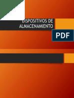 DISPOSITIVOS DE ALMACENAMIENTO-4to. Baco