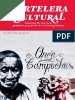 Cartelera Cultural Diciembre