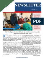 NSF Newsletter