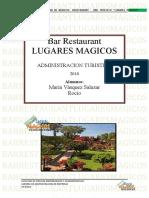 Bar Restaurante Tematico - Mary