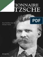 Dictionnaire Nietzsche - Dorian - Nietzsche.epub