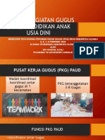 PROGRAM PKG