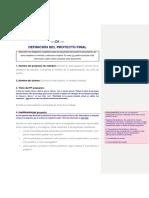 Formato PF-D1