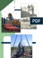 drilling alluvial