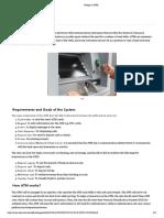 Design an ATM