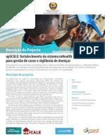 fortalecimento do sistema mHealth para gestão de casos e vigilância de doenças