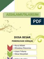 Dosa Besar Pemenuhan Seksual.pptx