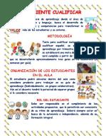 AMBIENTE CUALIFICAR DESCRIPCIÓN DE AMBIENTE DE APRENDIZAJE