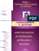 Clase AV 2.OSTEOLOGIA - ARTROLOGIA - MIOLOGIA