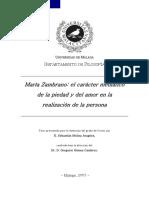 Tesis 1. de antropología filosófica en Zambrano.pdf
