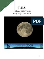 Lua - Guia de Observação
