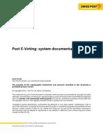 eVoting System Dokumentation