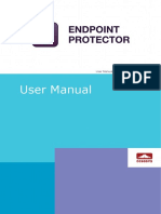 UserManual endpoint protection