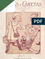 Caras y caretas (Buenos Aires). 14-1-1899, n.º 15