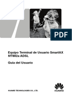 385216SmartAX MT882a ADSL CPE User Guide-Spanish.pdf