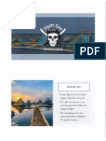 Pirate Ship Cove - Welland council presentation