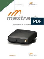Manual MTC500 LITE 1.3