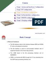 GSM Data Configuration