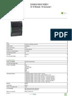 EcoStruxure™ Building Operation_SXWUI16XX10001